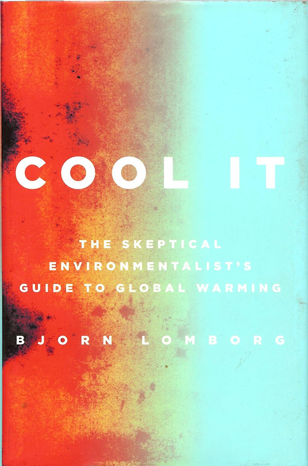 Cover of Cool It, American version