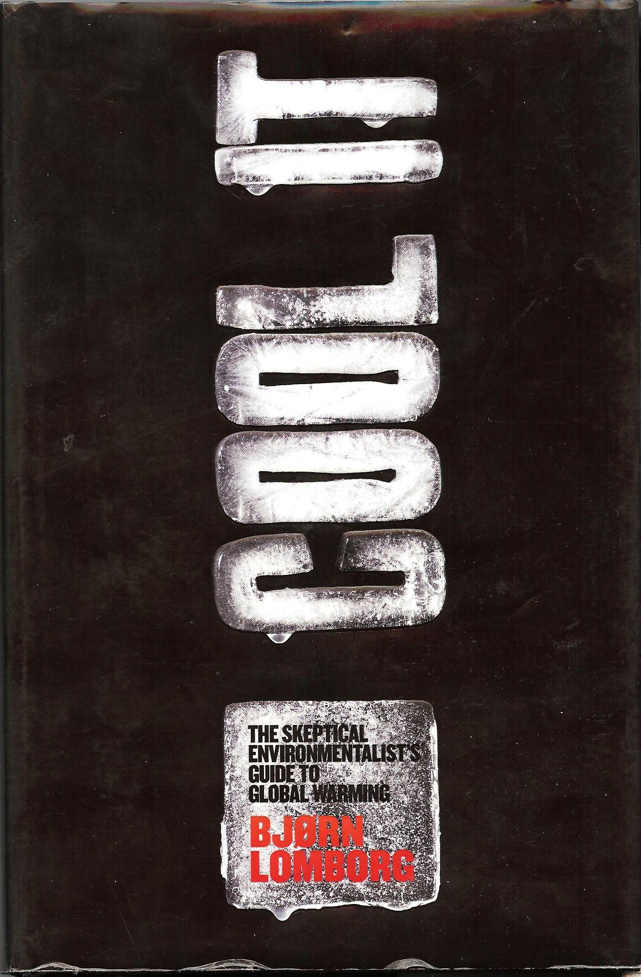 Cover of Cool It, British version